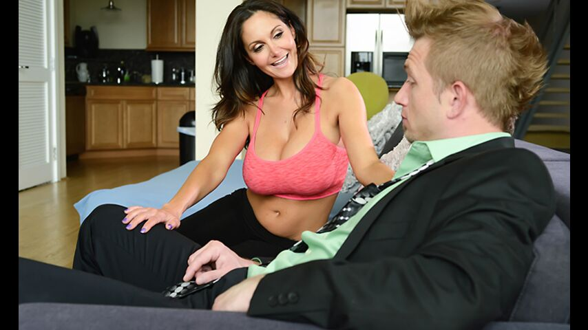 Timing ava wife double addams Brazzers